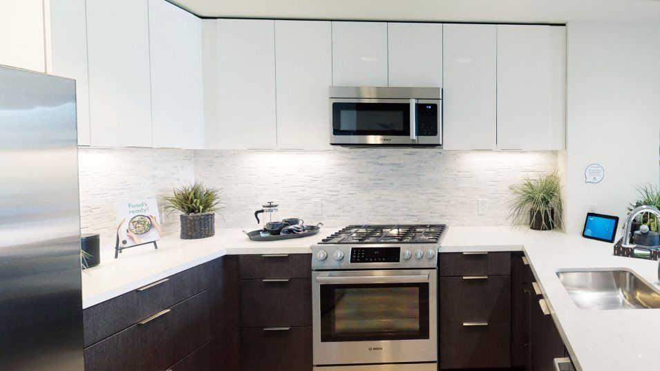 Kitchen featured in the 52 Innes Ct. #201 By Lennar in San Francisco, CA