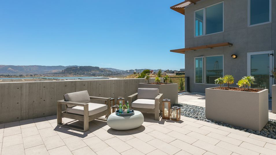 Exterior featured in the 51 Innes Ct. #212 By Lennar in San Francisco, CA