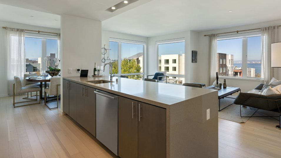 Kitchen featured in the 51 Innes Ct. #403 By Lennar in San Francisco, CA