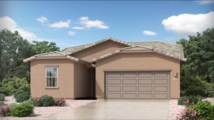 Ocotillo - Mountain Vista Ridge 35s Collection: Tucson, Arizona - Lennar