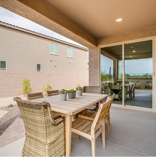 Exterior featured in the Ocotillo By Lennar in Tucson, AZ