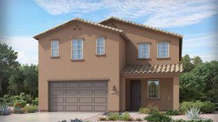 Acacia II - Mountain Vista Ridge 35s Collection: Tucson, Arizona - Lennar