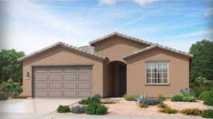 Pima - Mountain Vista Ridge 40s Collection: Tucson, Arizona - Lennar