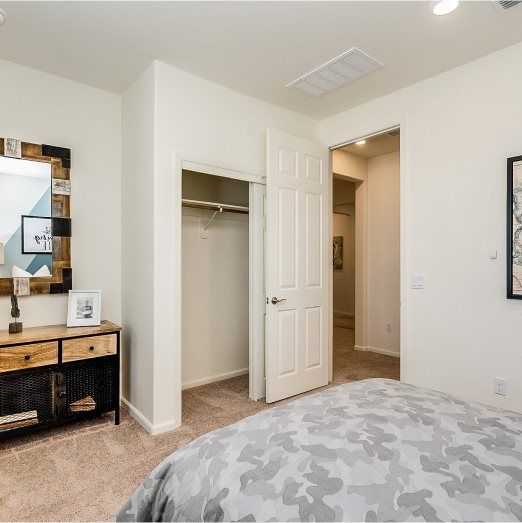 Bedroom featured in the Pima By Lennar in Tucson, AZ