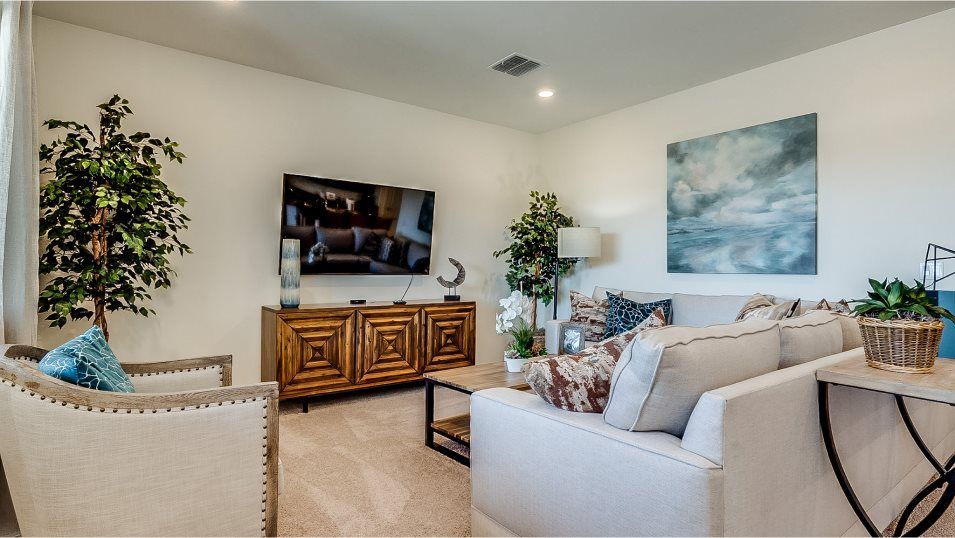Living Area featured in the Pima By Lennar in Tucson, AZ