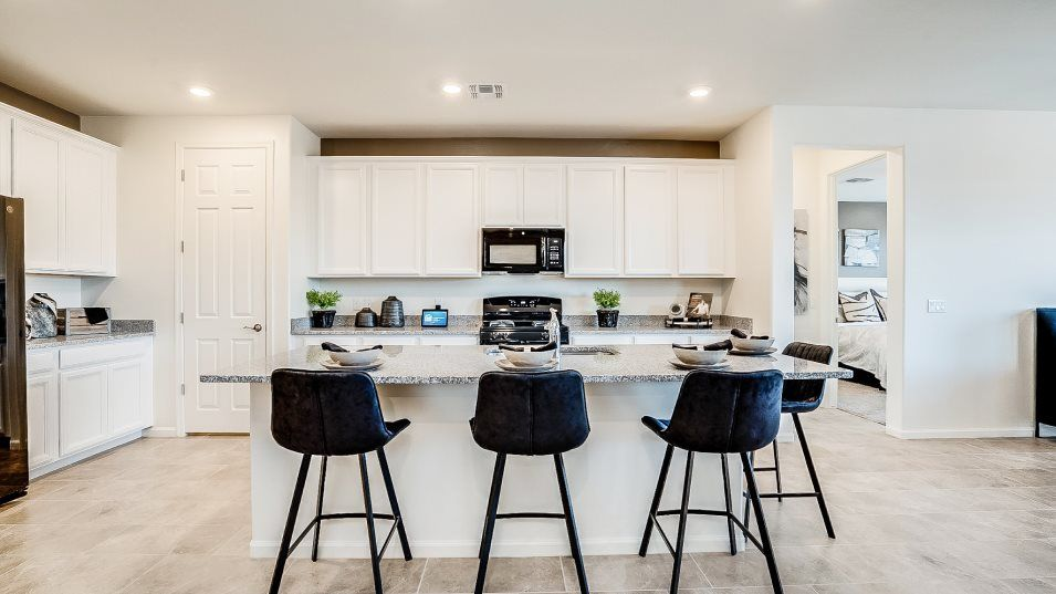 Kitchen featured in the Sabino By Lennar in Tucson, AZ