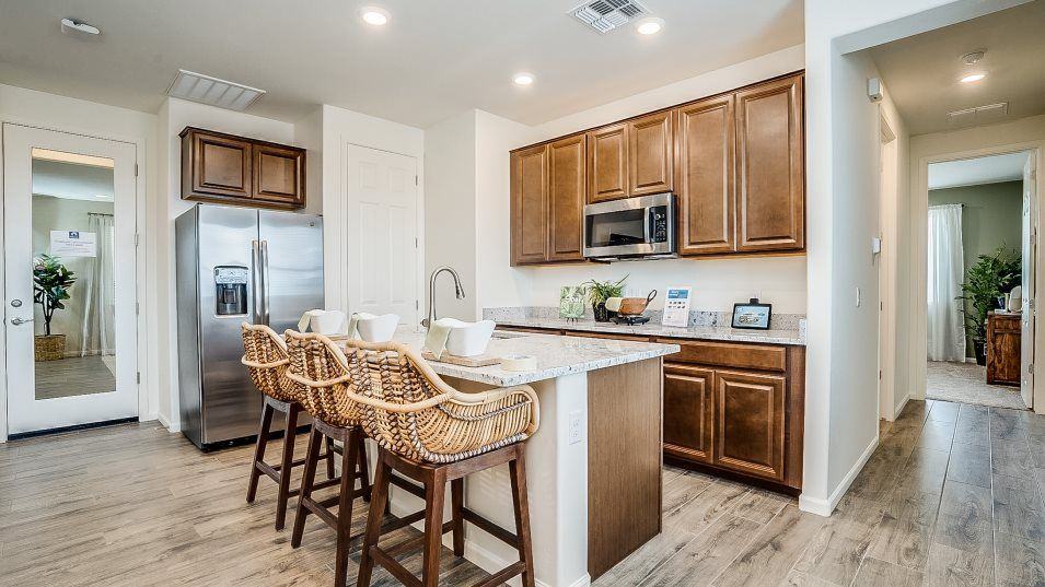 Kitchen featured in the Ventana By Lennar in Tucson, AZ
