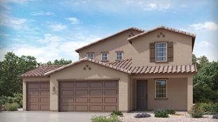Desert Willow II - Mountain Vista Ridge 40s Collection: Tucson, Arizona - Lennar