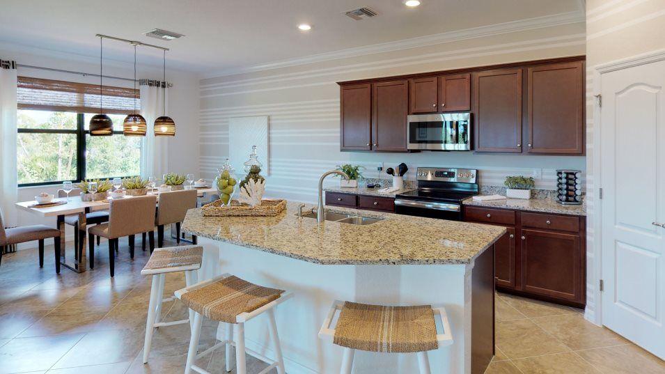Kitchen featured in the Roma By WCI in Sarasota-Bradenton, FL