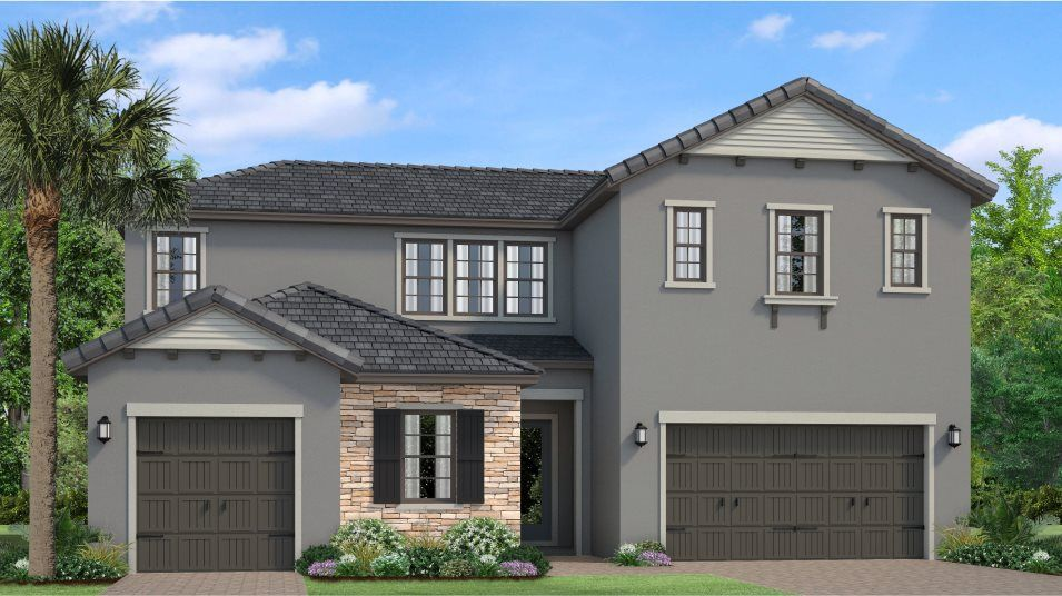 Exterior featured in the Bellejo By WCI in Tampa-St. Petersburg, FL