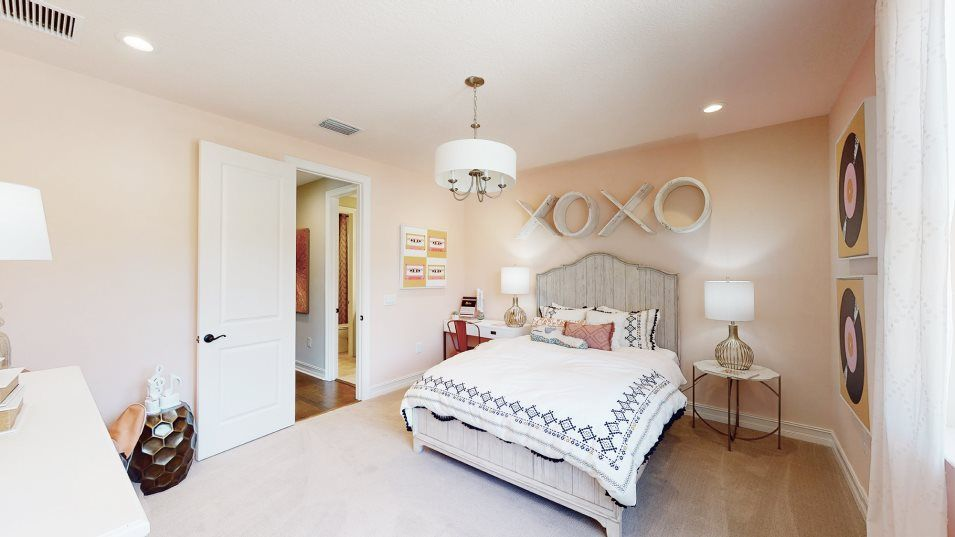 Bedroom featured in the Bellejo By WCI in Tampa-St. Petersburg, FL