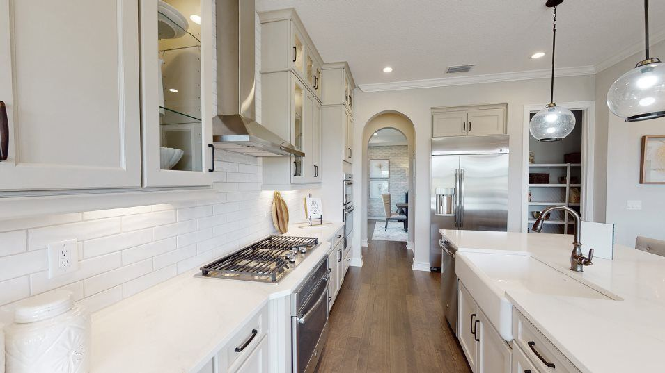 Kitchen featured in the Bellejo By WCI in Tampa-St. Petersburg, FL