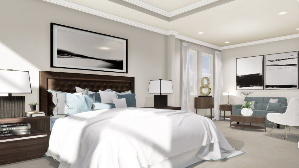 Bedroom featured in the Hutchinson By WCI in Tampa-St. Petersburg, FL