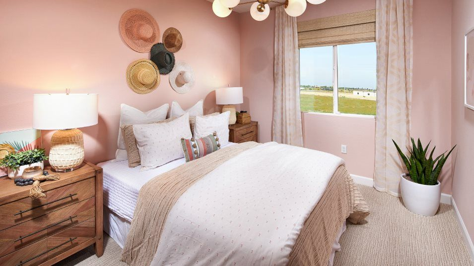 Bedroom featured in the Residence 1 By Lennar in San Diego, CA