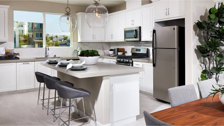 Kitchen featured in the Residence 2 By Lennar in San Diego, CA