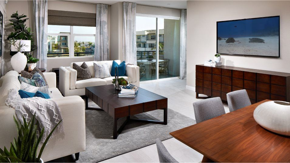 Living Area featured in the Residence 2 By Lennar in San Diego, CA