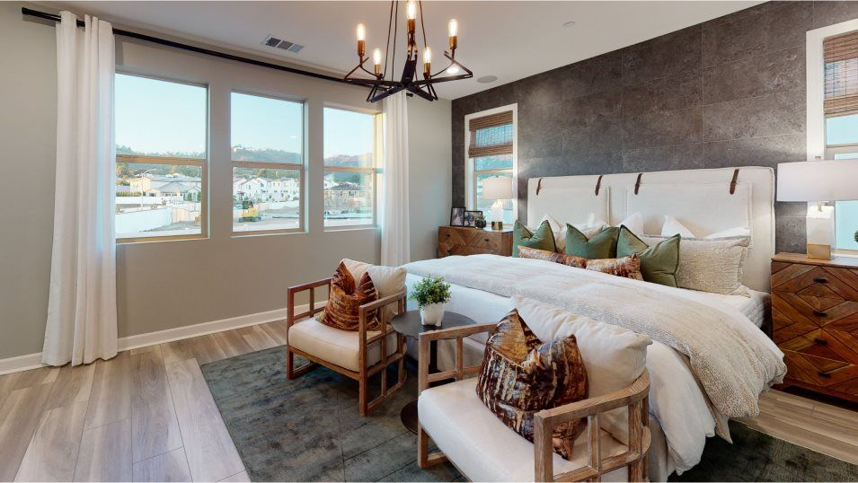 Bedroom featured in the Residence 4 By Lennar in San Diego, CA