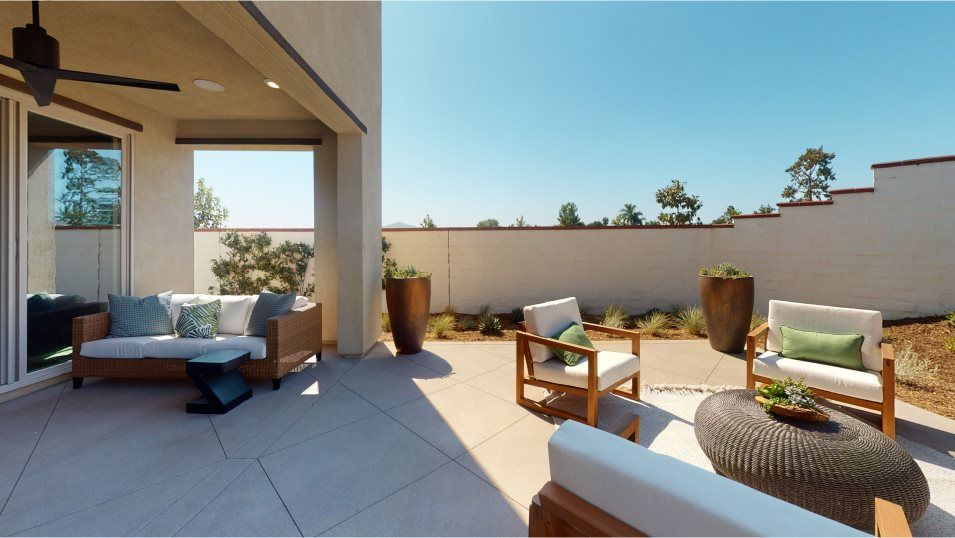 Exterior featured in the Residence 4 By Lennar in San Diego, CA