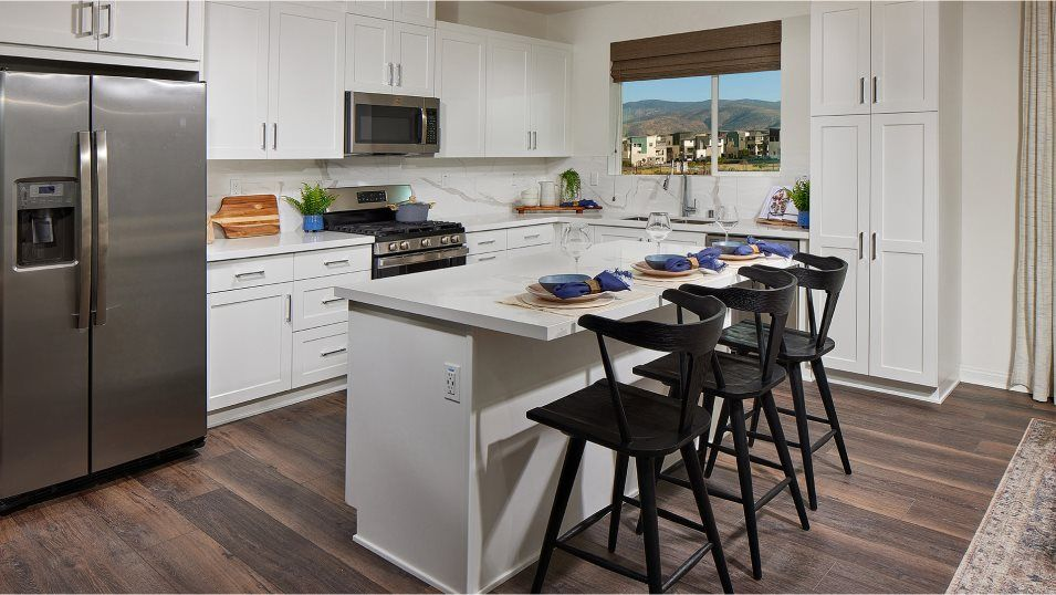 Kitchen featured in the Residence 5 By Lennar in San Diego, CA