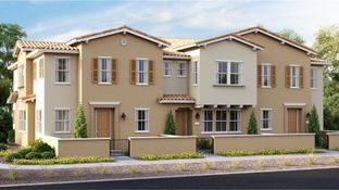 Residence 3 - The Peak at Delpy's Corner: Vista, California - Lennar