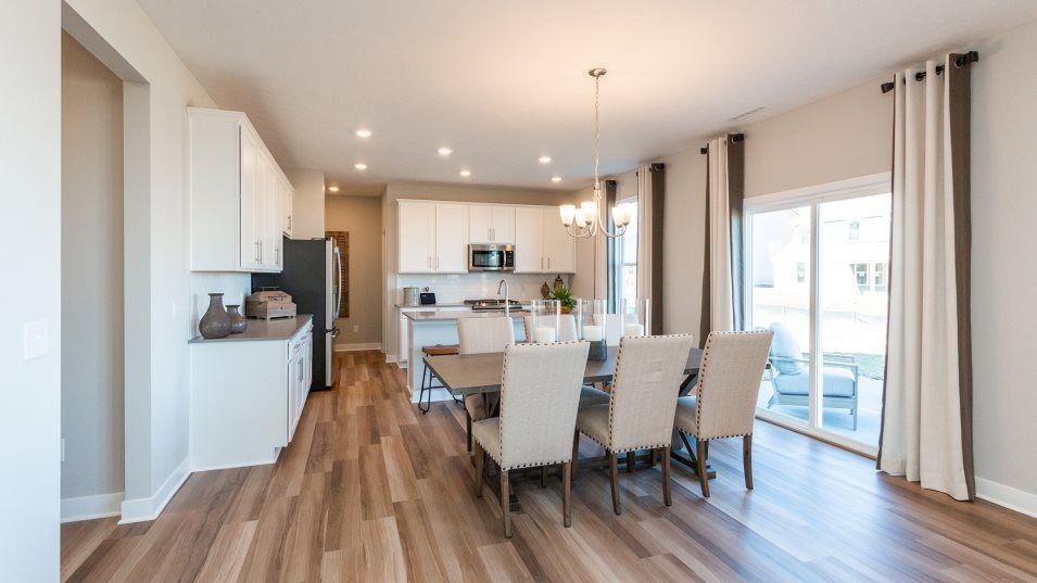 Kitchen featured in the Brunswick By Lennar in Indianapolis, IN
