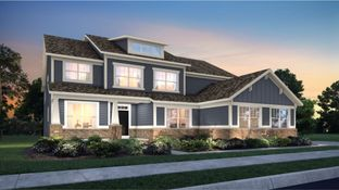 3500 - Vermillion - Architectural Collection: Fortville, Indiana - Lennar