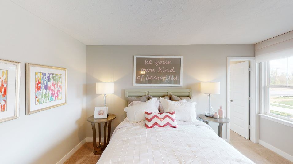 Bedroom featured in the 3500 By Lennar in Indianapolis, IN