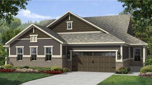 Balsam - Pebble Brook Villas: Westfield, Indiana - Lennar