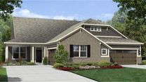 Pebble Brook Villas by Lennar in Indianapolis Indiana