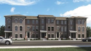 Meridian III - Manchester Estates: Zionsville, Indiana - Lennar