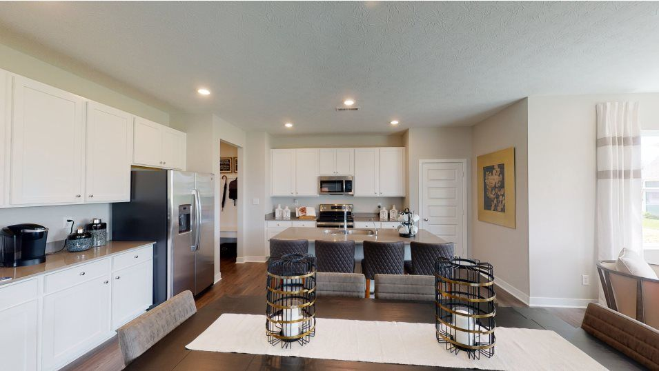 Kitchen featured in the Kingston By Lennar in Indianapolis, IN