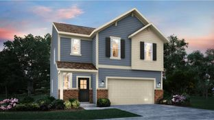 Broadmoor - Springbrook - Springbrook Venture: Pendleton, Indiana - Lennar