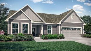 Seabrook - Midland Overlook - Midland Overlook Ranch: Noblesville, Indiana - Lennar