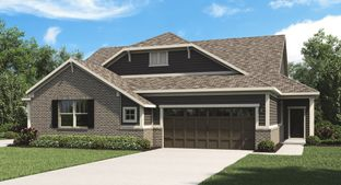 Auburn - Brooks Farm - Brooks Farm Villas: Noblesville, Indiana - Lennar