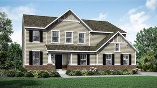 Rockwell - Hampshire - Hampshire Cornerstone: Zionsville, Indiana - Lennar