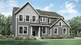 Fairmont - Hampshire - Hampshire Cornerstone: Zionsville, Indiana - Lennar