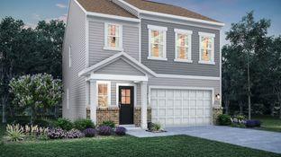 Aspen - Grassy Manor: New Whiteland, Indiana - Lennar