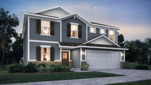 Hampshire - Copperstone - Copperstone Venture: New Palestine, Indiana - Lennar