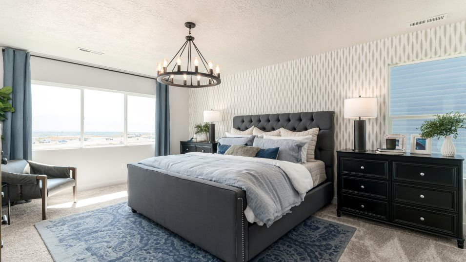 Bedroom featured in the Stratton By Lennar in Provo-Orem, UT