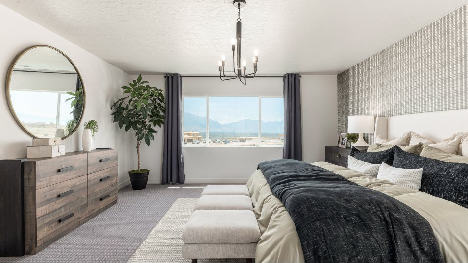 Bedroom featured in the Monarch By Lennar in Provo-Orem, UT