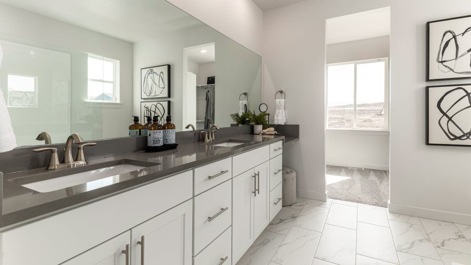 Bathroom featured in the Sun Valley By Lennar in Provo-Orem, UT