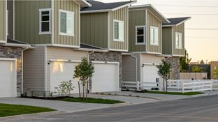 Residence M - Sunflower Fields - Canyon: Saratoga Springs, Utah - Lennar