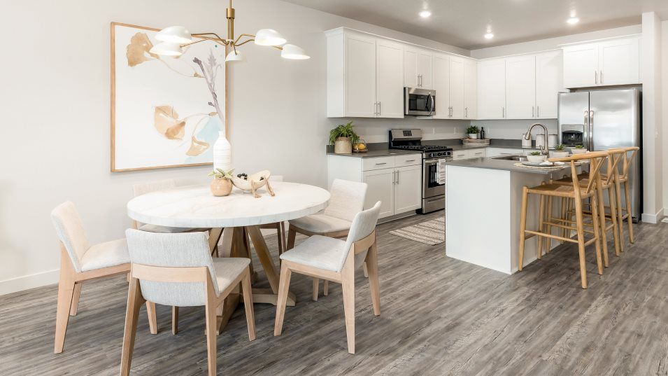 Kitchen featured in the Residence 2 By Lennar in Provo-Orem, UT