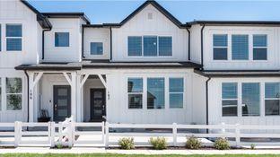 Residence 3 - Heritage 76 - Zion Series: Bluffdale, Utah - Lennar