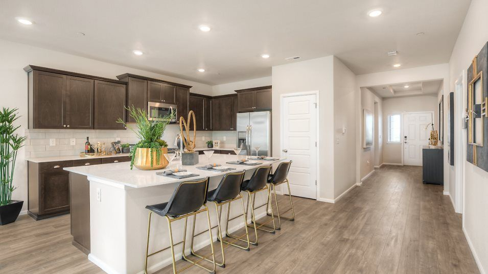 Kitchen featured in the Hamilton By Lennar in Bremerton, WA