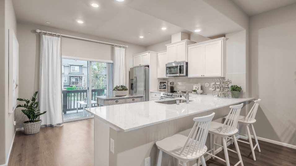 Kitchen featured in the Ellen By Lennar in Tacoma, WA