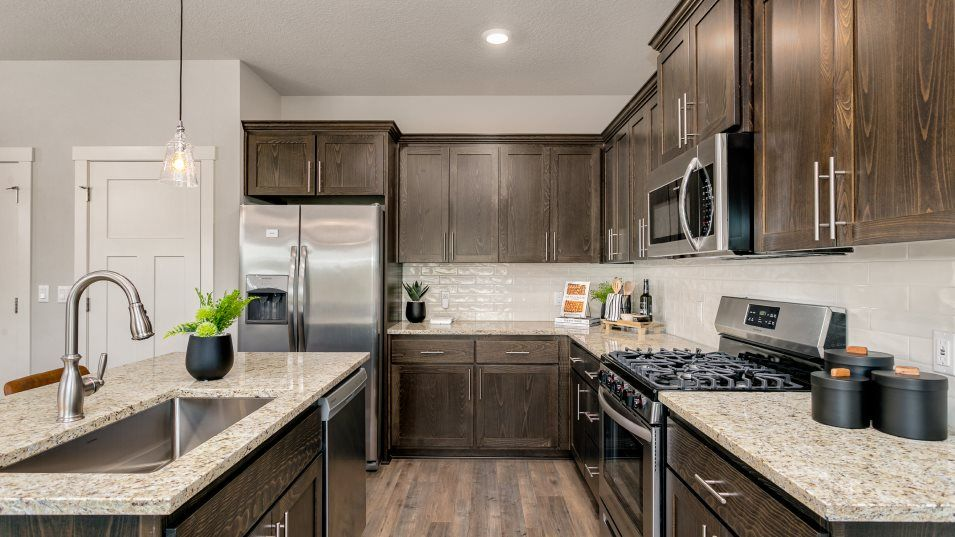 Kitchen featured in the Birch By Lennar in Portland-Vancouver, OR