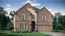 Bradford Park 75' by Village Builders in Dallas Texas