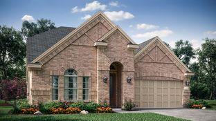 Fairfield II w/Theater - Waterbrook 50': Argyle, Texas - Village Builders