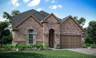 Granbury II - Waterbrook 50': Argyle, Texas - Village Builders